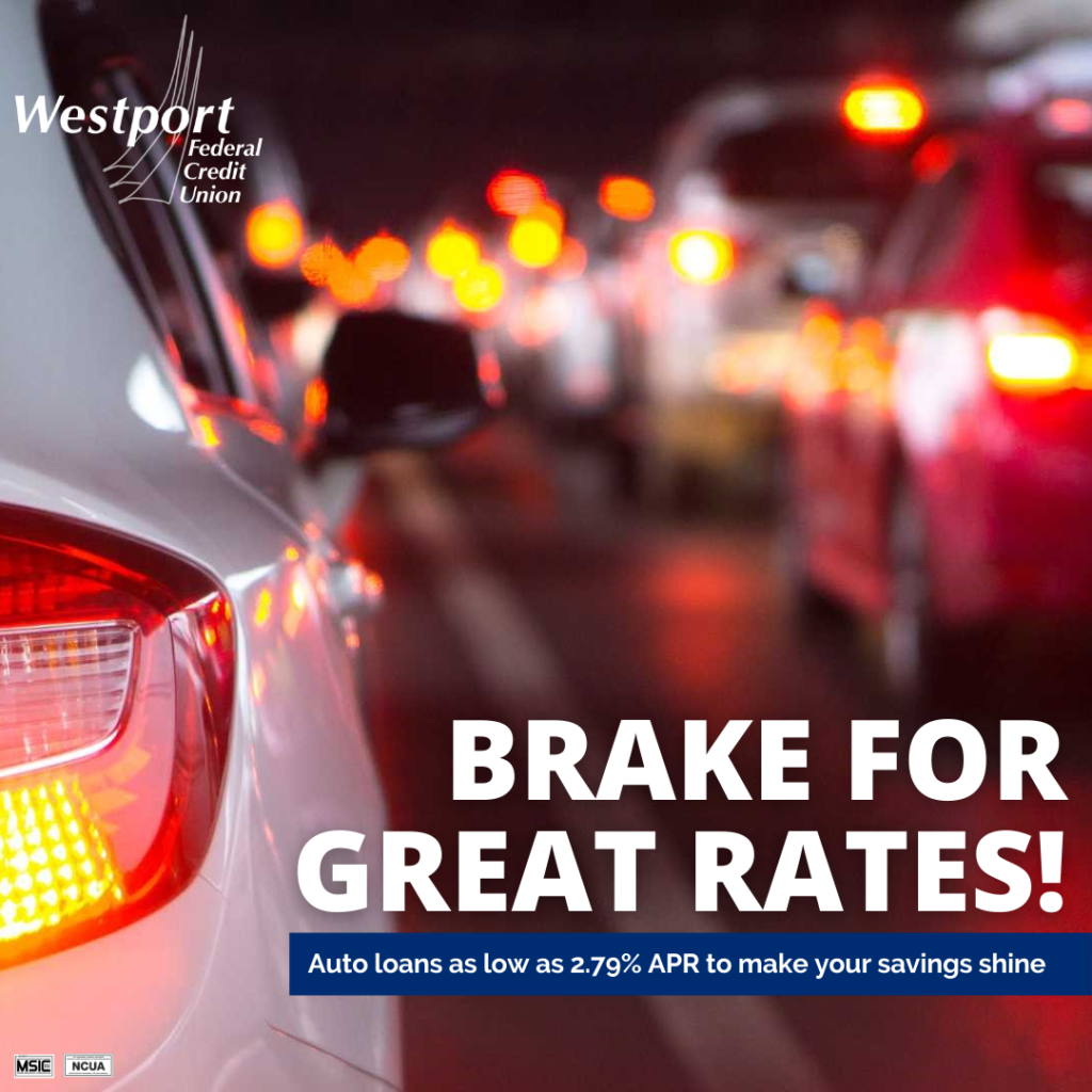 Auto Loan Rates as low as 2.79%