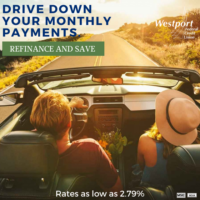 Refinance your auto loan and save