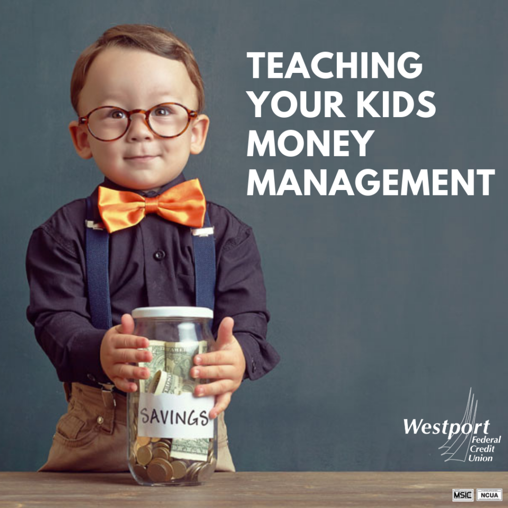 Teaching Your Kids Money Management