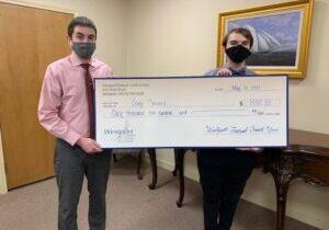 Westport Federal Credit Union Member Wins CCUA Scholarship
