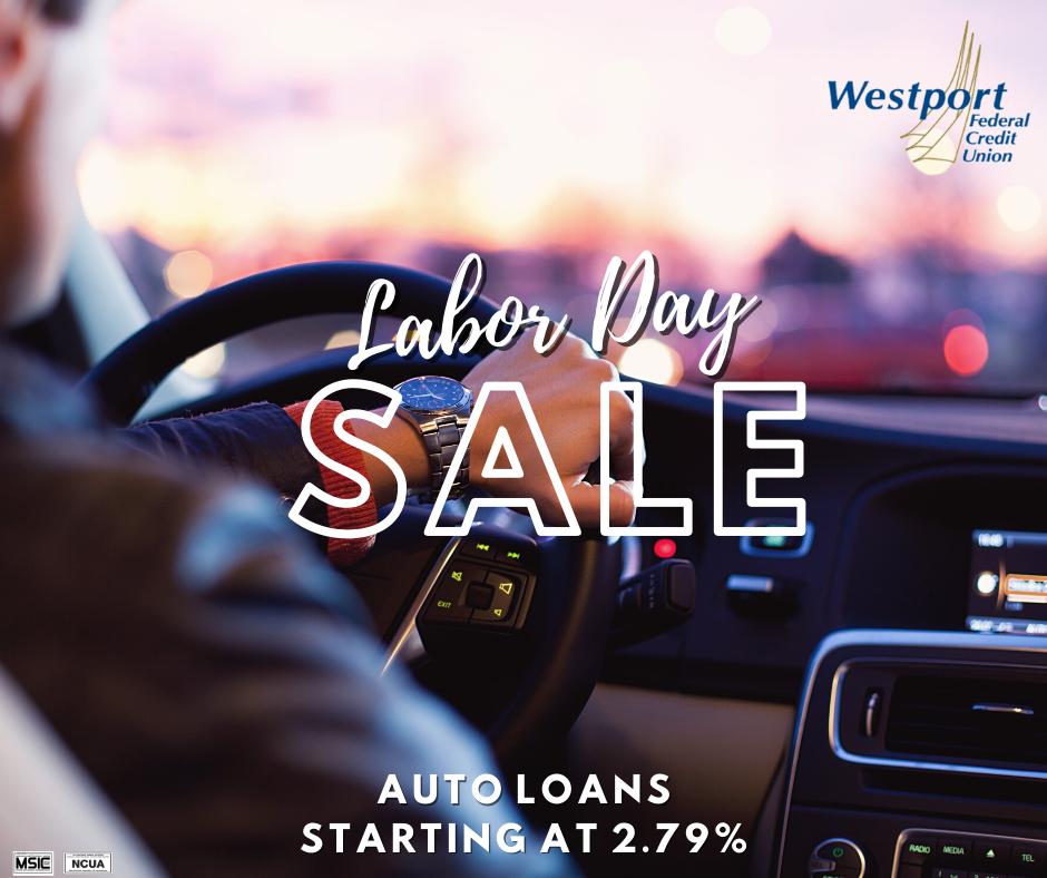 Labor Day Auto Loans