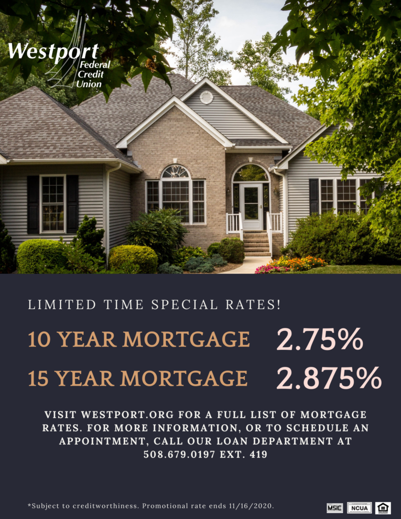 Limited Time Special Mortgage Rates