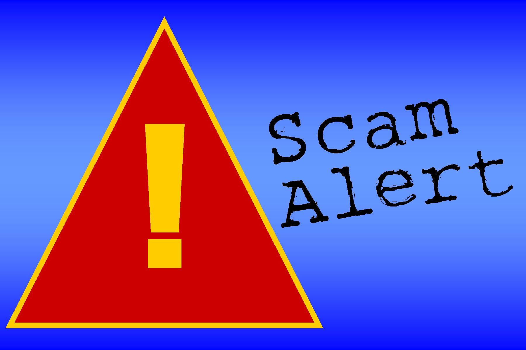 POOFness for OCT 27: ADDENDUM (because I am not getting nearly enough donations) Scam-alert